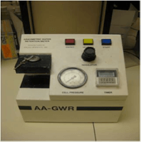 Water Retention Tester
